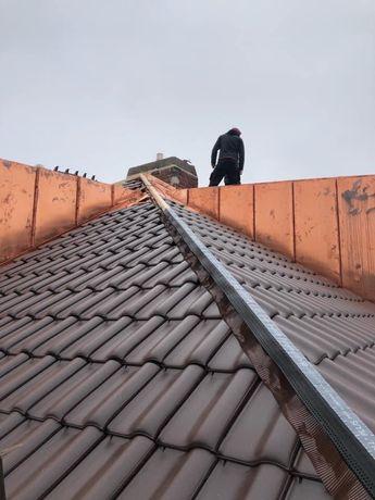Acoperisuri tablă țiglă metalică țiglă ceramică reparații acoperiș