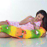 Подушка для удобного кормления новорожденного