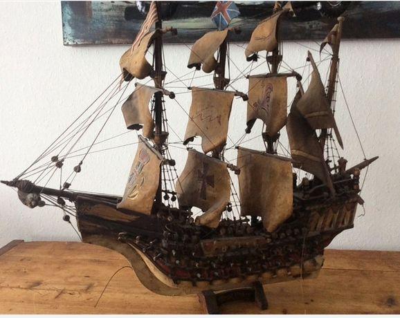 Макет платноходен кораб