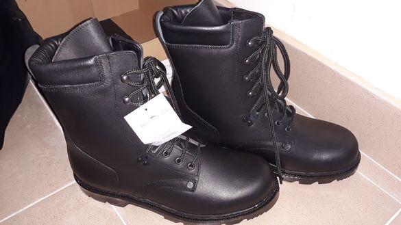 Полицейски кубинки №43, 44 и 45. Тактически, и туристически обувки