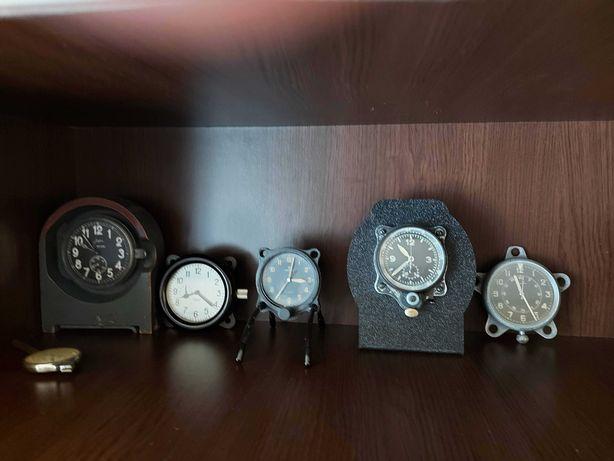 Ceas de bord aviatie - Longines, Junhans,  Kirova K-43 si Revue