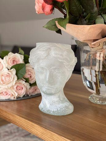 Vaza Masiva STICLA decorativa Venus chip de femeie