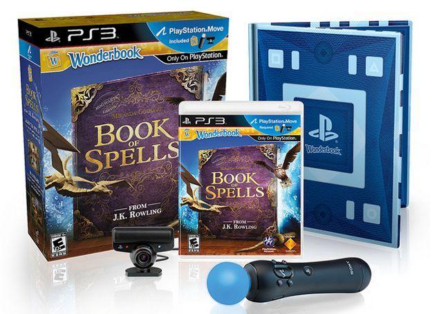 joc playstation 3 BOOK OF SPELLS - NOU SIGILAT