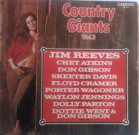 Vinyl County Giants, vol 3