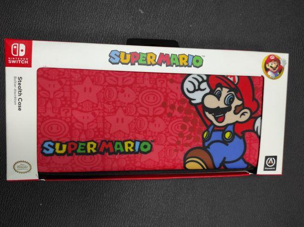 Geanta POWER A - Stealth Case Super Mario - Nintendo Switch - NOUA