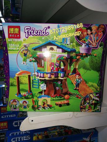 Конструкторы Lego Friends, Ninjago, Minecraft! Лего аналоги! Игрушки