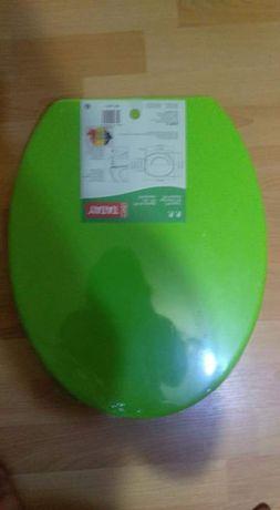 Capac wc nou verde