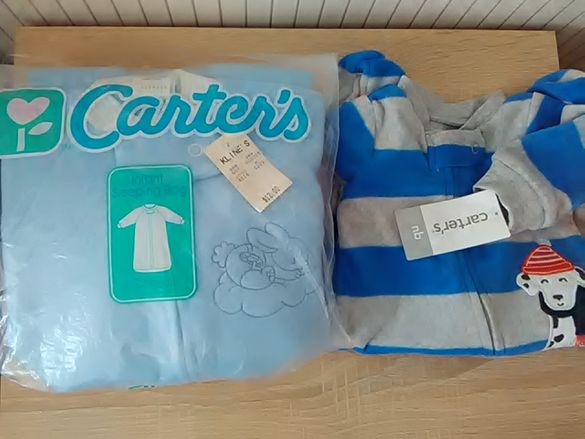 Carters рампър и чувалче