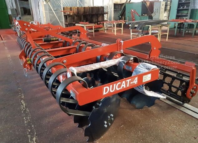 Disc Lozova Ducat 4