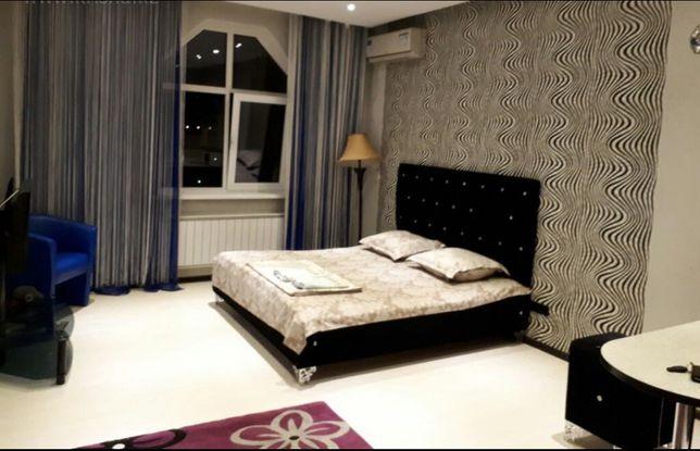 Квартира посуточно ночь по часам почасам Иманова Кенесары ЕНУ