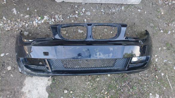 Предна броня за бмв 1ва серия Е82 купе. Автоморга БМВ Долна баня