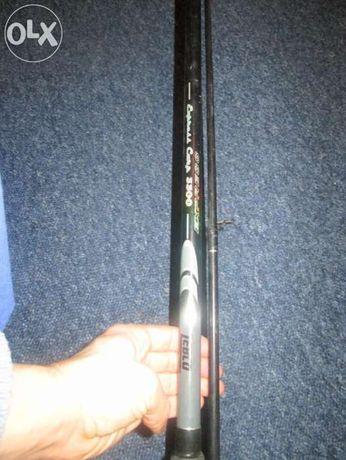 Lanseta Zebco Carp 3300 made in UK DIN 2 BUCATI