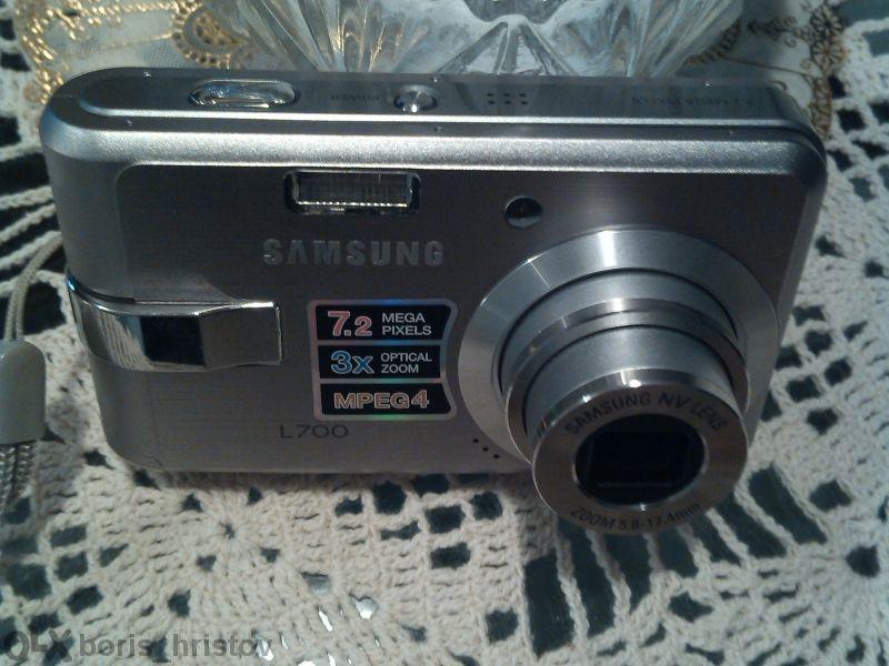 цифроф фотоапарат SAMSUNG гр. Варна - image 1