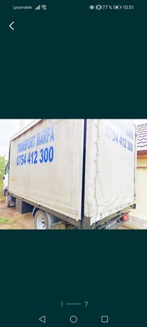 Transport marfa/mobila