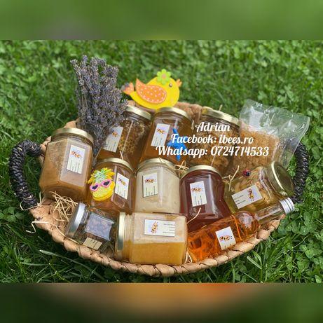Miere si produse apicole direct de la producator