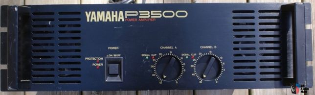 amplificator profesional YAMAHA P3500