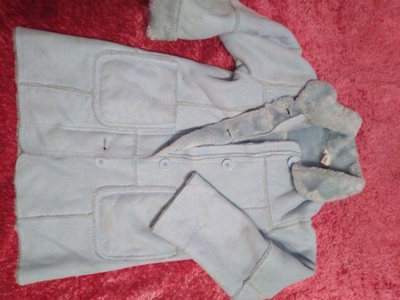 Палтенца за момиче