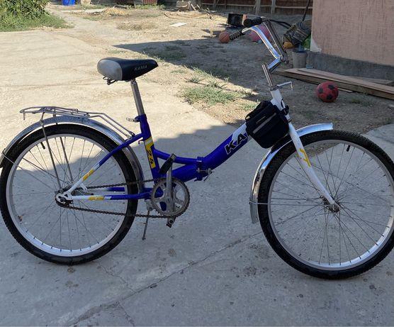 Велосипед Кама в хорошем состояние