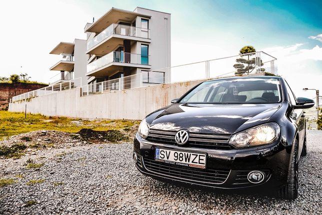 Inchirieri Auto / Rent a Car - VW Golf 6