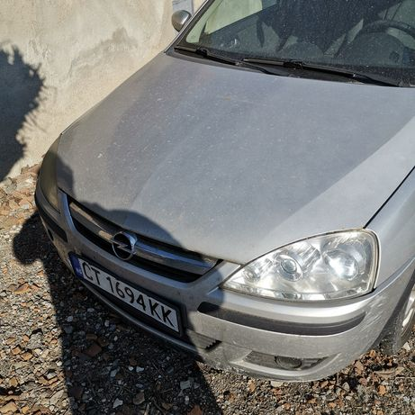 Opel corsa 1.7 cdti на части