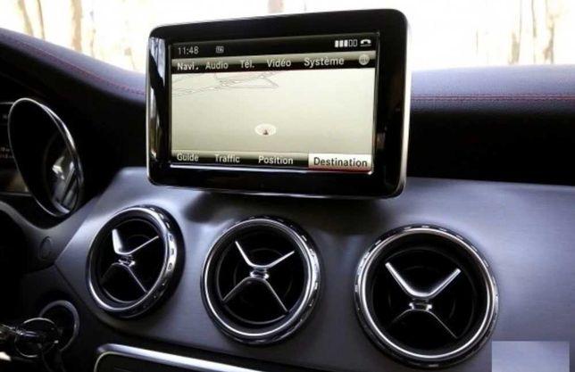 Mercedes Garmin® MAP PILOT NTG5 Navi SD A2139062610 V17.0 EU 2021-2022