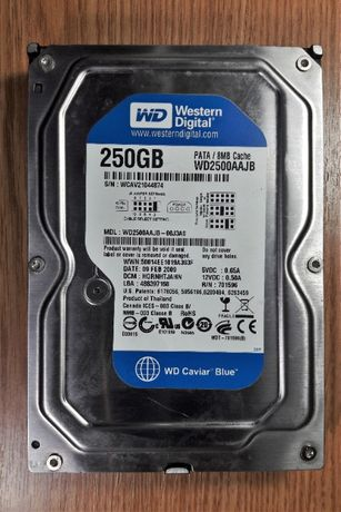 Hard disc de 250 gb