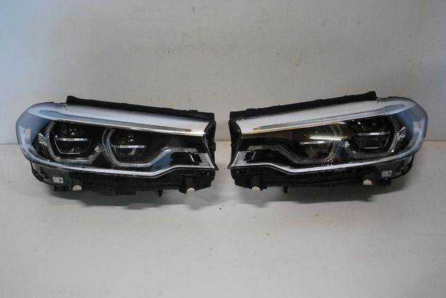 BMW 5 G30 G31 FULL LED ADAPTIV far xenon led modul tms racitor