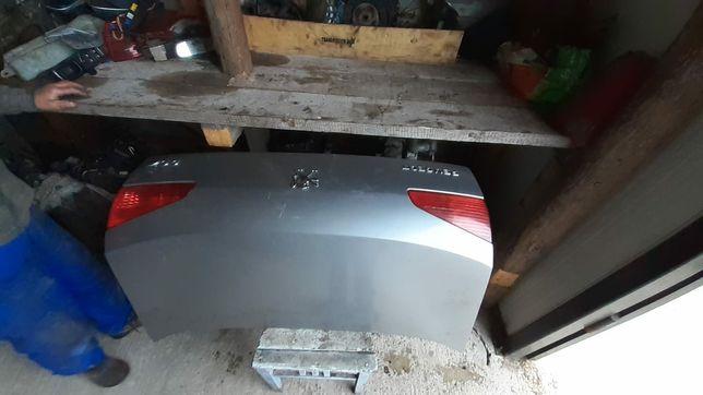 Haion ,bara spate, aripi ,capota, Peugeot 607 an 2003