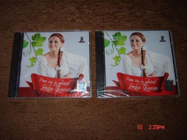 CD Emilia Ghinescu sigilat original audio
