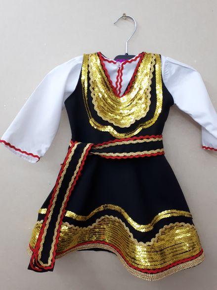 Бебешка Шопска носия -момиче