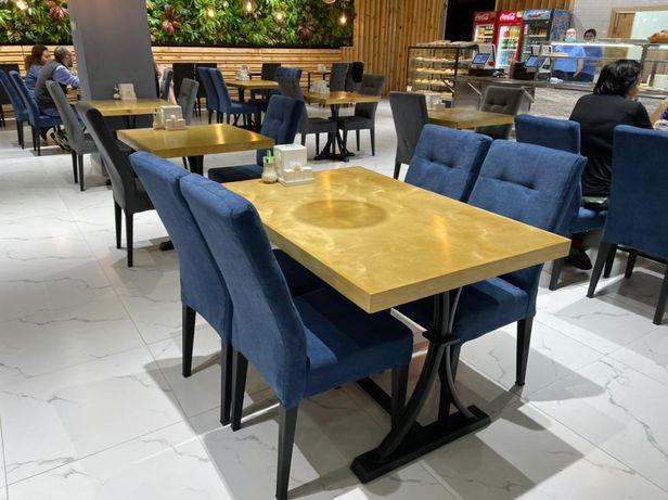 Столы и стулья для кафе, столовых и ресторанов