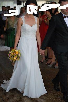 """Сватбена рокля """"LA SPOSA"""" -600 лв."""