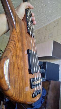 Продается бас гитара Warwick Thumb Custom order