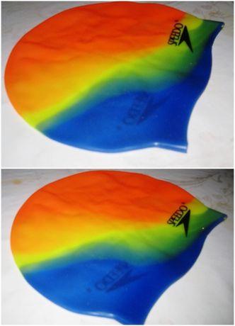 резиновая шапка для плавания - 3500 тенге