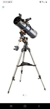 Vând telescop Celestron AstroMaster 130 EQ