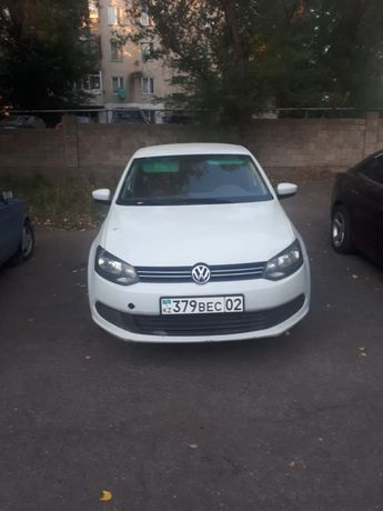 Volkswagen Polo в отличном состоянии
