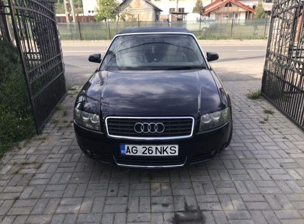 Audi A4 cabrio b6 2003
