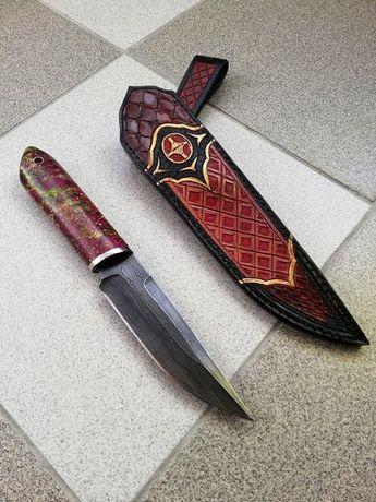 Ръчно изработени ловни ножове / ловджийски ножове / KD handmade knives