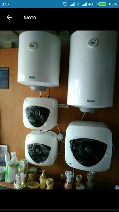 Боллеры водонагреватели Ariston от Итальянских производителя.Гарантия. Алматы - изображение 1