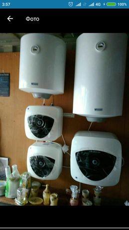Боллеры водонагреватели Ariston от Итальянских производителя.Гарантия.
