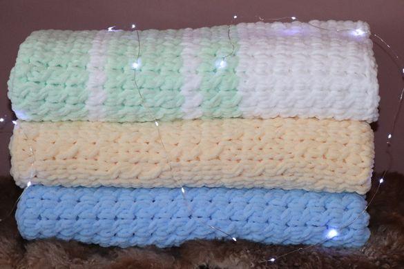 Ръчно плетени детски и бебешки одеала
