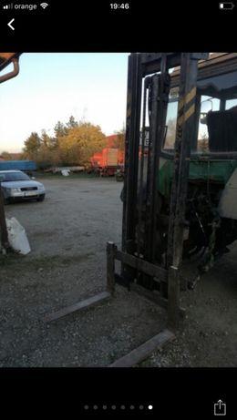 Catarge tractor elevator încărcător baloți