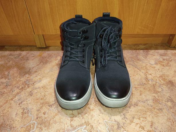 продам ботинки, 37 размер на мальчика