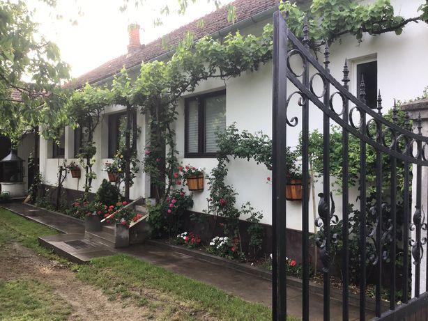 Casă cu grădina in zona pitorească pe Drumul Vinului Podgoria Arad