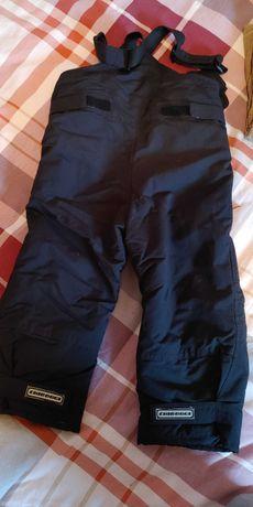 Зимни- ски гащеризон и ватирани джинси