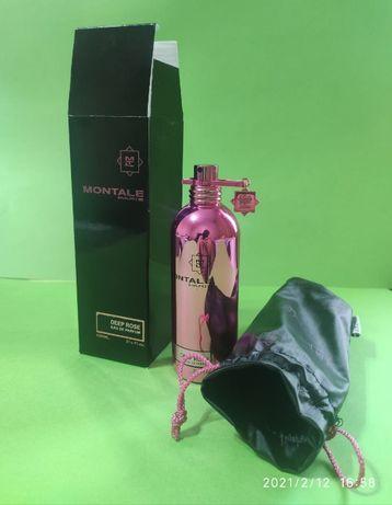Montale Deep Roses Eau De Parfum 100ML