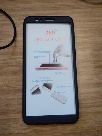 Husa 360° Full Protection - Huawei P Smart - negru