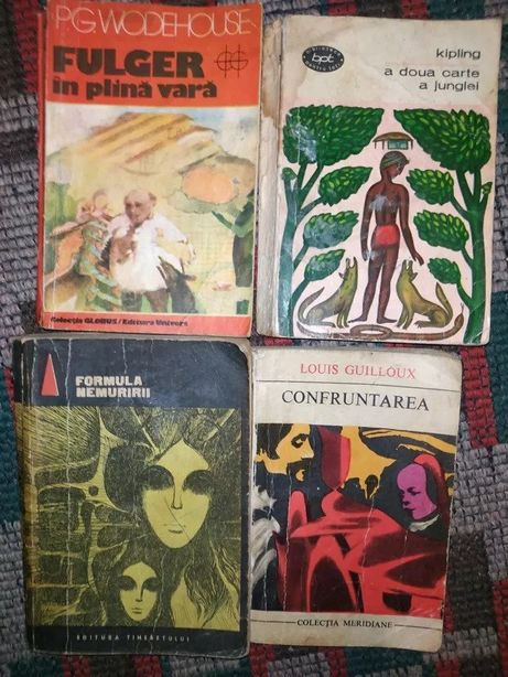 Cărți.romane,povestiri,diferiți autori,Kipling,Altov,GuillouxWodehouse
