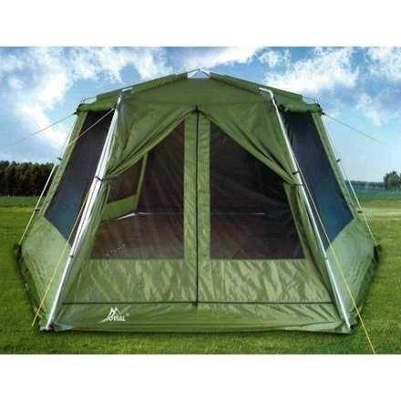 2068 Палатка шатер люкс без пола на большую компанию туризм