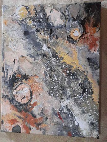 Tablouri artist consacrat 30/40 cm